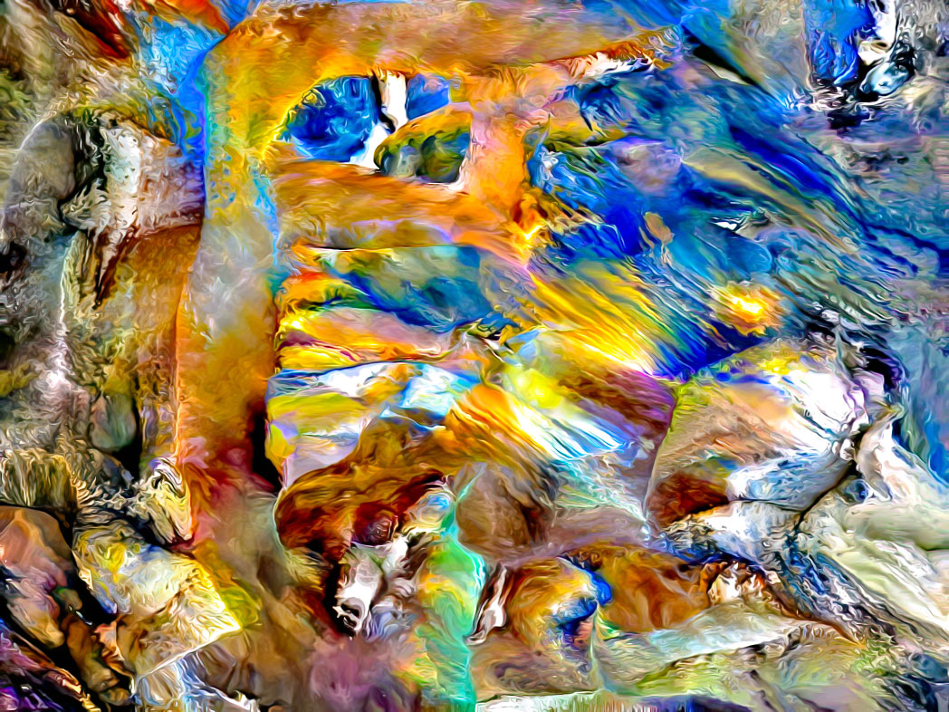 AI Generated Abstract Art